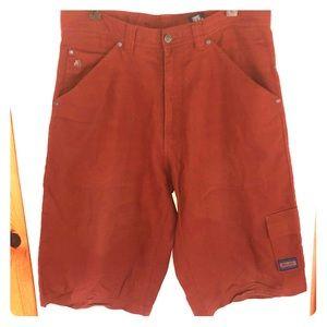 Pelle Pelle linen shorts